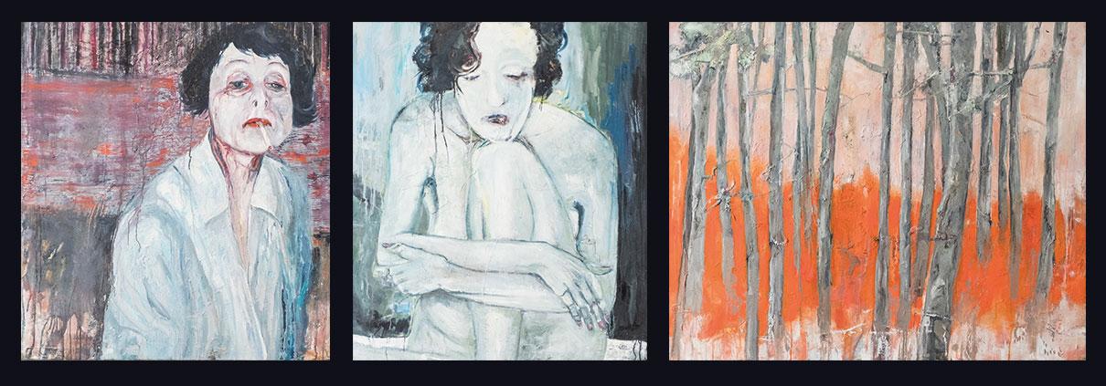 Ausstellung Heinz Gustav Mauer